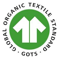 Label tissu écologique GOTS